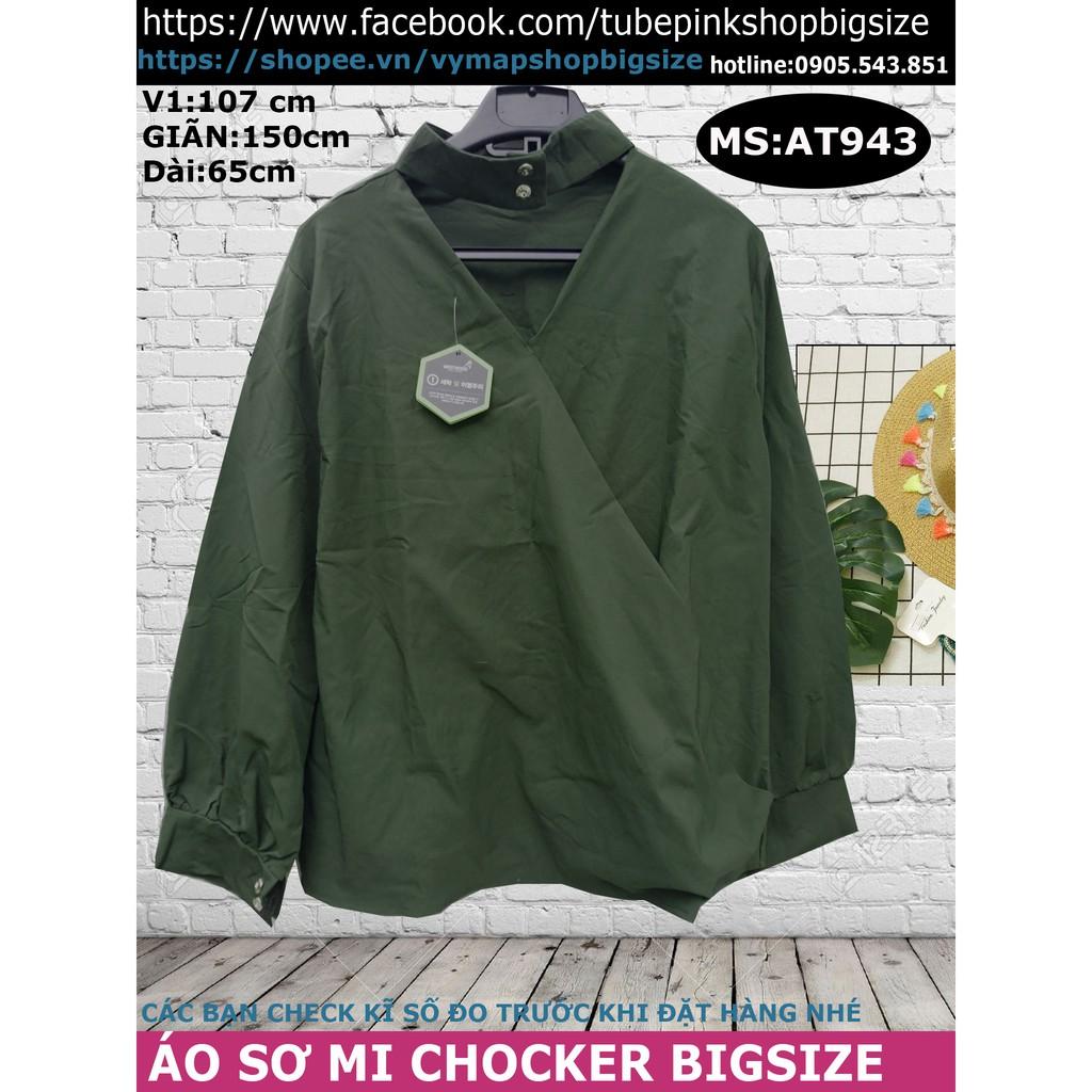 áo chocker bigsize