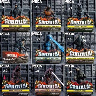 [Xả hàng tăng doanh số] Mô hình khủng long Godzilla trong Godzilla Planet Of Monsters nhiều khớp cử động