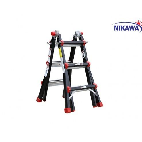 Thang nhôm gấp đa năng Nikawa NKB-43 - 2666861 , 119460165 , 322_119460165 , 2065500 , Thang-nhom-gap-da-nang-Nikawa-NKB-43-322_119460165 , shopee.vn , Thang nhôm gấp đa năng Nikawa NKB-43