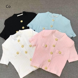 New Girls' tops Trendy Large size coat Korean version Cardigan jacket Clearance price