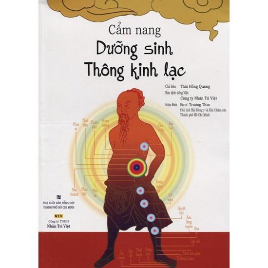 Cẩm Nang Dưỡng Sinh Thông Kinh Lạc ( giá bìa 298.000vnđ)