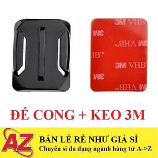 ✔️ Bộ 2 Món Keo 3M + Đế Cong Camera Hành Trình