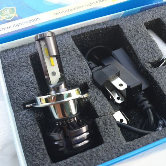 Phụ kiên xe 365-Bóng led T6 siêu sáng cho ô tô - xe máy