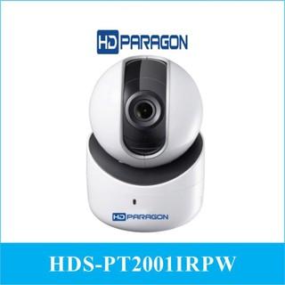 [HDS-PT2001IRPW][HDS-PT2021IRPW]Camera IP Robot hồng ngoại không dây HDPARAGON thumbnail