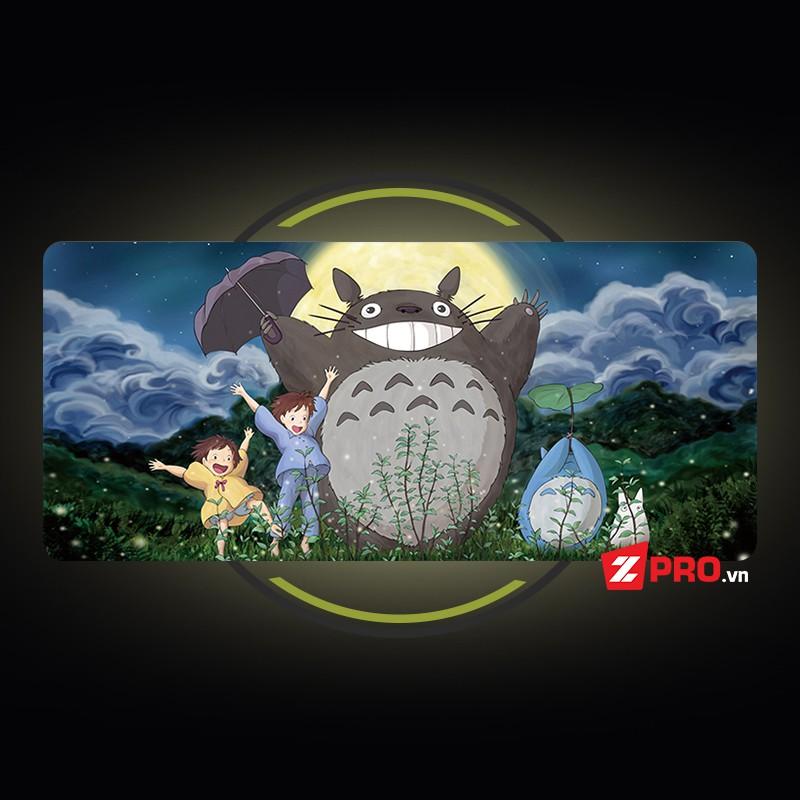 Lót chuột Totoro 70x30