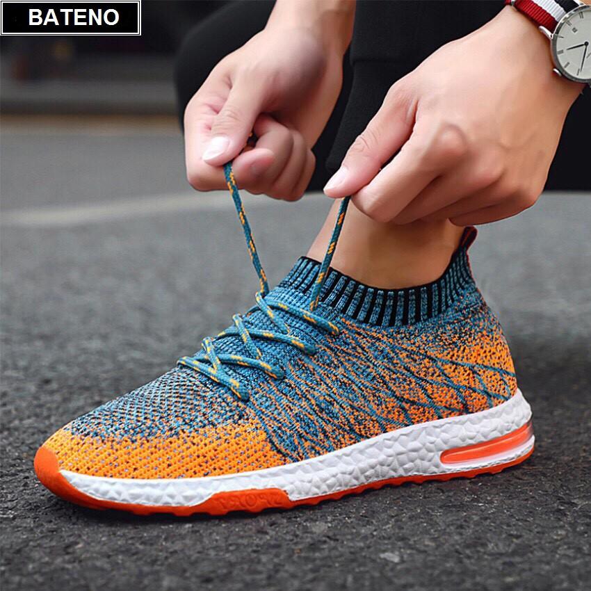 Giày Sneakers Nam Cao Cấp CX22
