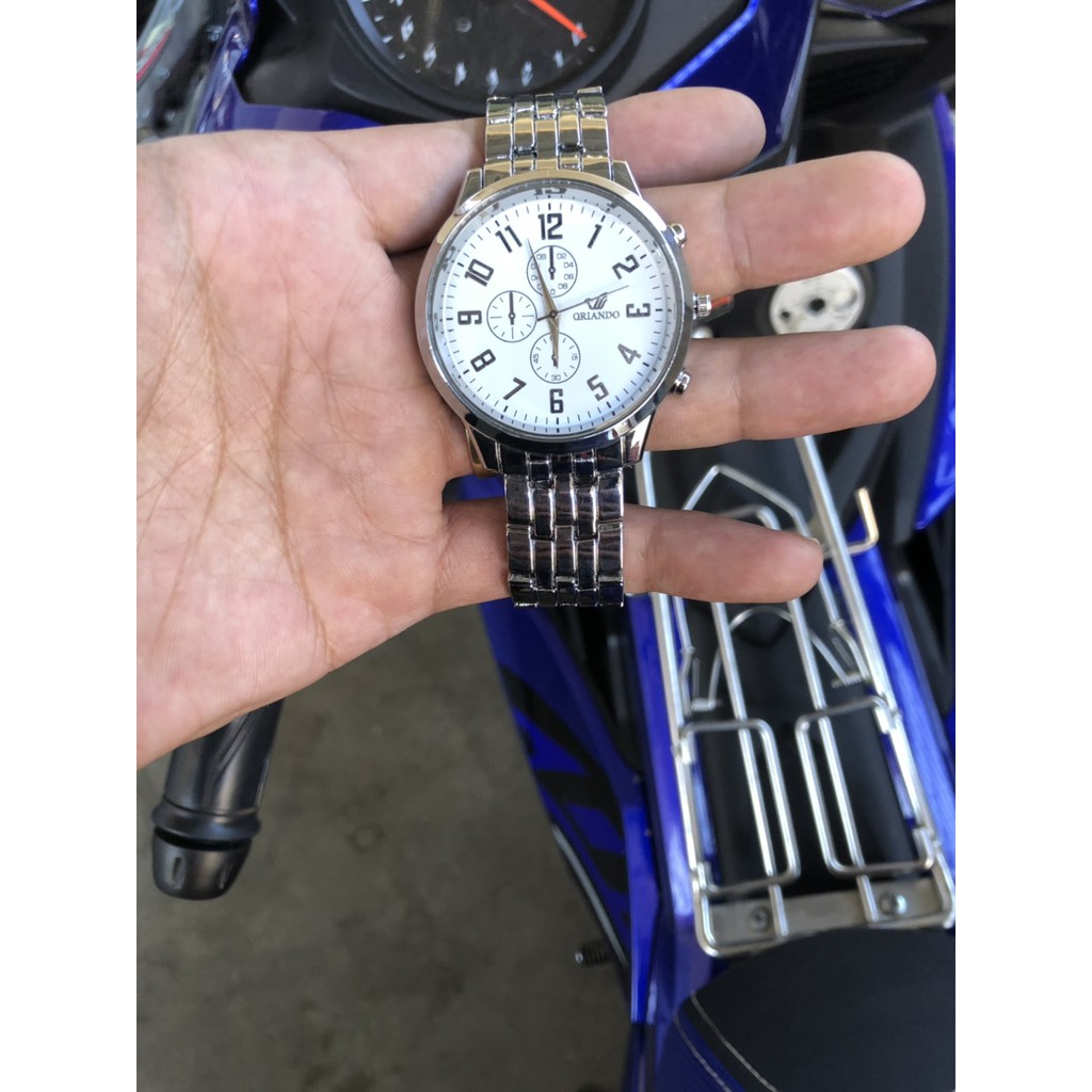 Đồng hồ thời trang nam Oriando MS77