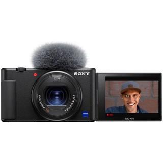 Máy Ảnh Sony Kỹ Thuật Số ZV-1 (tặng kèm túi đựng + thẻ nhớ 64GB) thumbnail