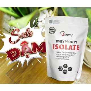 WHEY PROTEIN ISOLATE NZMP 500GR – Sữa Tăng Cơ Giảm Mỡ