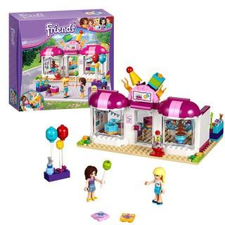 Bộ xếp hình Friends 10557 – Cửa hàng quà tặng Heartlake Party Shop Gift Store