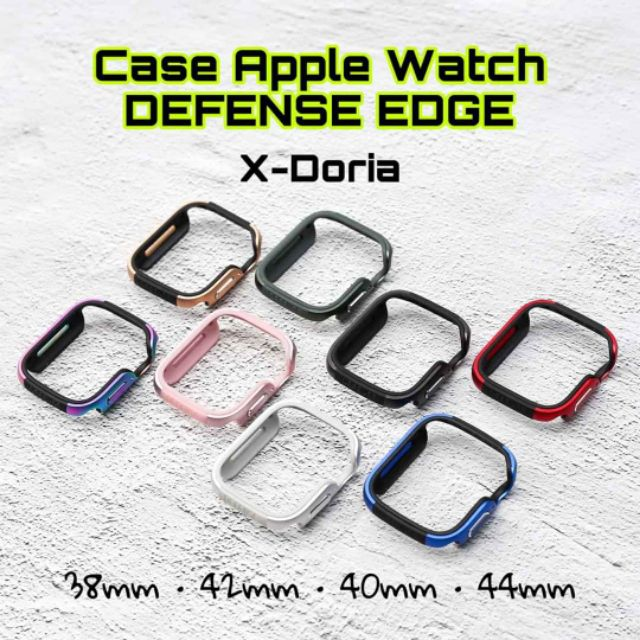 Ốp chống xốc apple Watch X-Doria Defense Edge