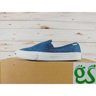 (Size 38) Giày chính hãng 2hand CONVERSE JACK PURCELL SLIPON thumbnail