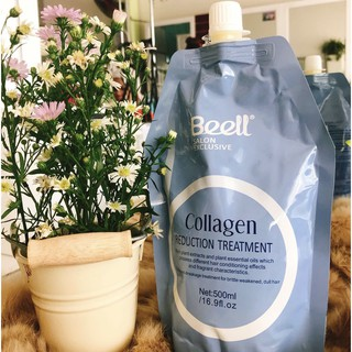 Hấp ủ phục hồi Collagen BeellPlus 500ml thumbnail
