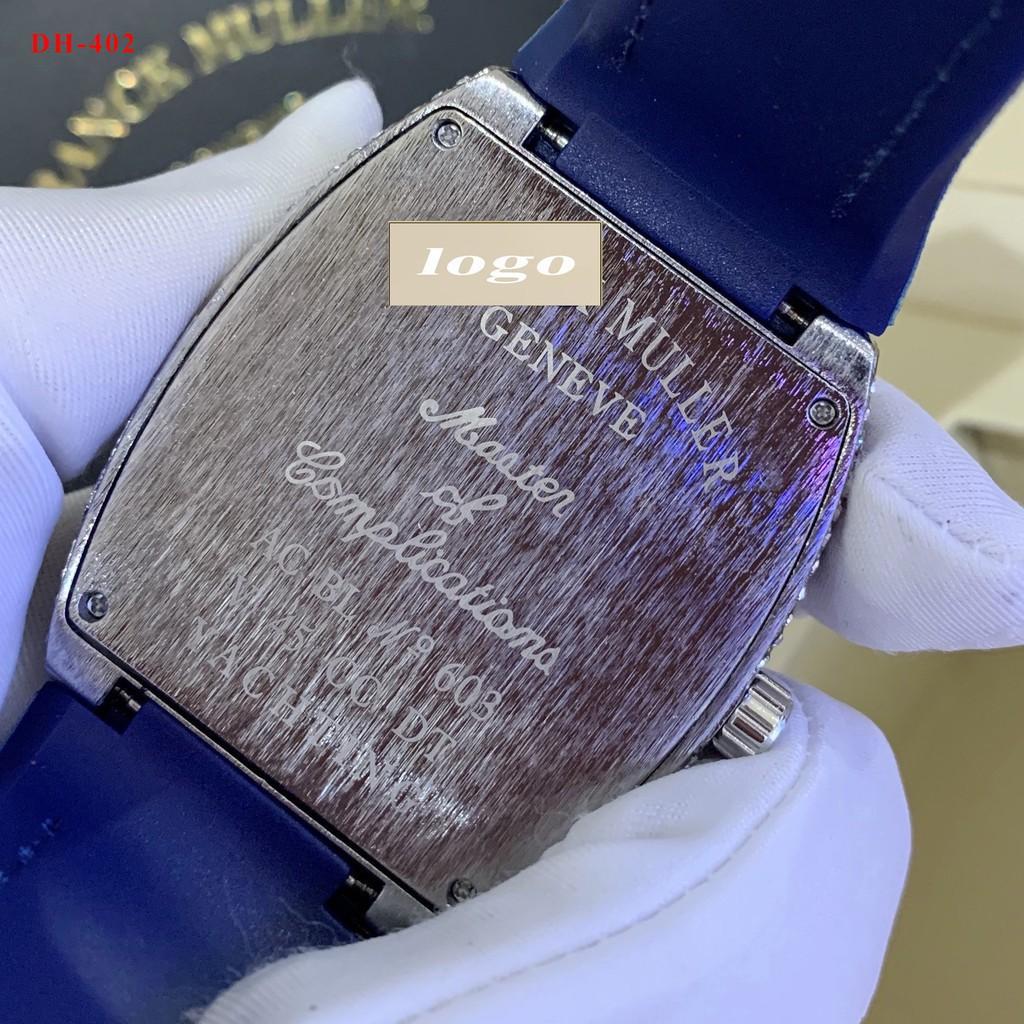 [Fullbox] Đồng hồ nam FM-42 - Thiết kế full Đá sang trọng, tặng hộp và bảo hành 12 tháng ngoctrinhshop