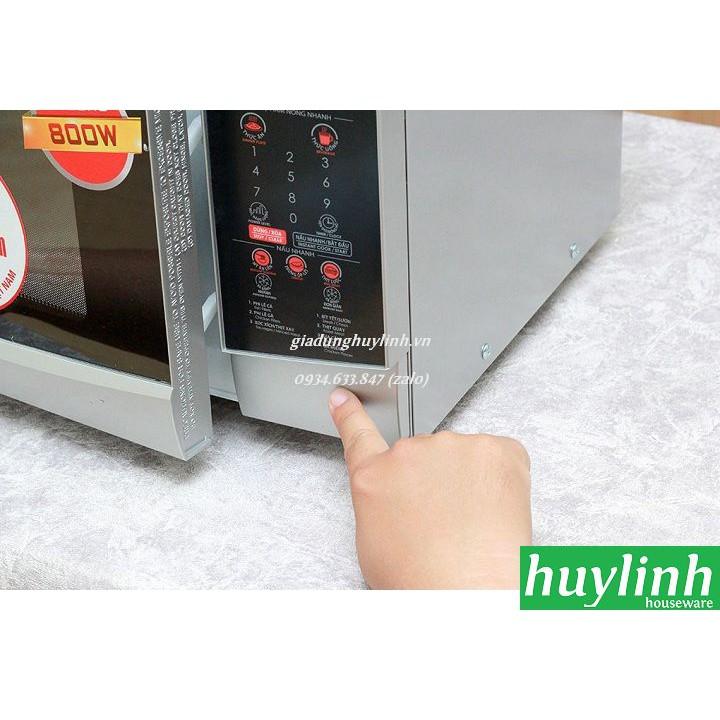 Lò vi sóng điện tử Sharp R-25D1(S)VN - 22 lít - Thái Lan