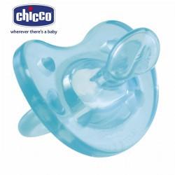Ty ngậm sil Physio xanh 0M+ Chicco
