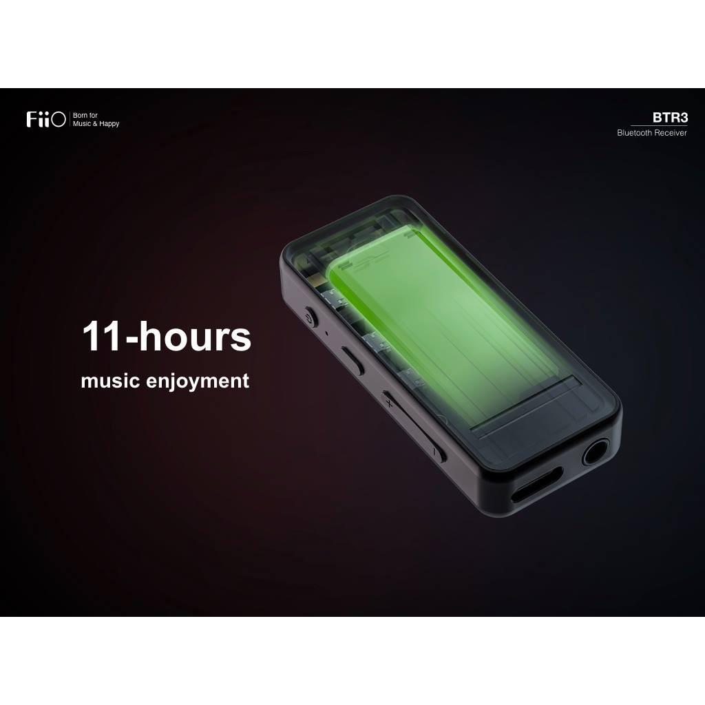 Bluetooth Receiver cao cấp Fiio BTR3   Shopee Việt Nam