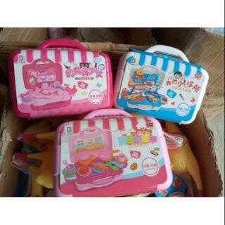 Bộ vali đồ chơi cho bé