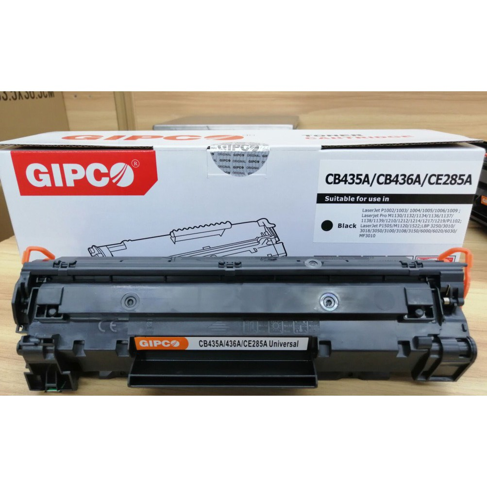 HỘP MỰC IN GIPCO 35A/85A