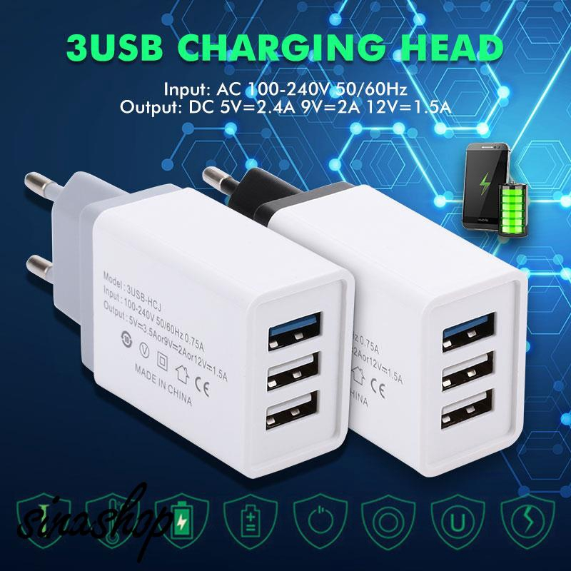 SIN Power Adapter Charger Smart Mobile Quick Charge Universal