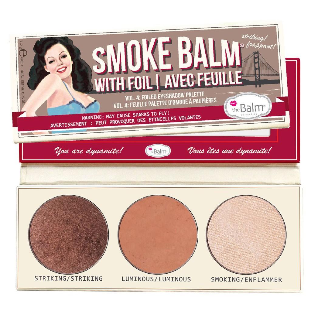 Bảng phấn mắt The Balm Smoke Balm Vol 4 - 2447379 , 783905372 , 322_783905372 , 270000 , Bang-phan-mat-The-Balm-Smoke-Balm-Vol-4-322_783905372 , shopee.vn , Bảng phấn mắt The Balm Smoke Balm Vol 4
