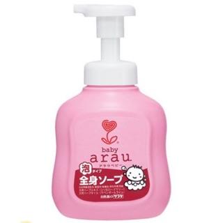 Sữa tắm dưỡng ẩm Arau baby