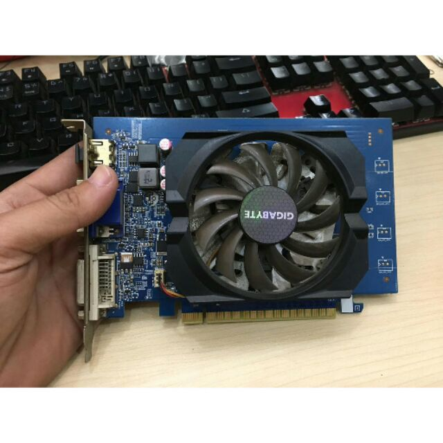 Card VGA rời GT210 1GB