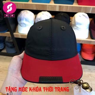 [FREESHIP] Mũ nón sơn chính hãng tặng móc khóa thời trang MCA001 DN1