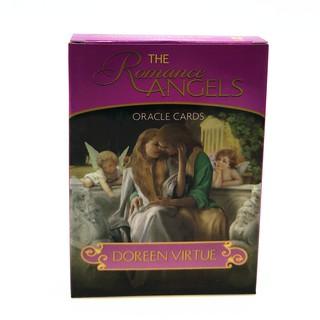 Bộ Bài Romance Angels Oracle Cards H19 thumbnail
