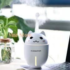 Máy phun sương tạo độ ẩm hình gấu kiêm quạt mini, đèn led - 2770193 , 1293714228 , 322_1293714228 , 200000 , May-phun-suong-tao-do-am-hinh-gau-kiem-quat-mini-den-led-322_1293714228 , shopee.vn , Máy phun sương tạo độ ẩm hình gấu kiêm quạt mini, đèn led