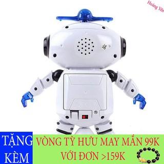 [CỰC HÓT] Combo 2 Robot Biết Nhảy Và Hát Xoay 360 Độ Siêu Dễ Thương