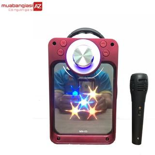Loa karaoke MN03 kèm mic