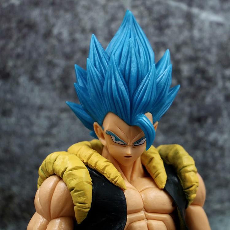 [ToyStory] Mô hình Figure Gogeta Blue Grandista - Dragon Ball Songoku - 7 Viên Ngọc Rồng
