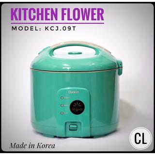 Nồi cơm điện Kitchen Flower KCJ-09T - Hàng chính hãng
