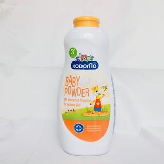 Phấn rôm trẻ em Kodomo Natural Soft 400g