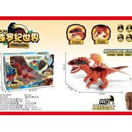 Đồ chơi khủng long điều khiển (size đại)