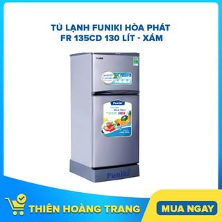 [HCM] Tủ lạnh Funiki Hòa Phát FR 135CD 130 lít – xám