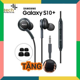 [BẢO HÀNH ĐỔI MỚI] Tai nghe Samsung AKG S10+ NGUYÊN SEAL kèm 2 bộ núm phụ
