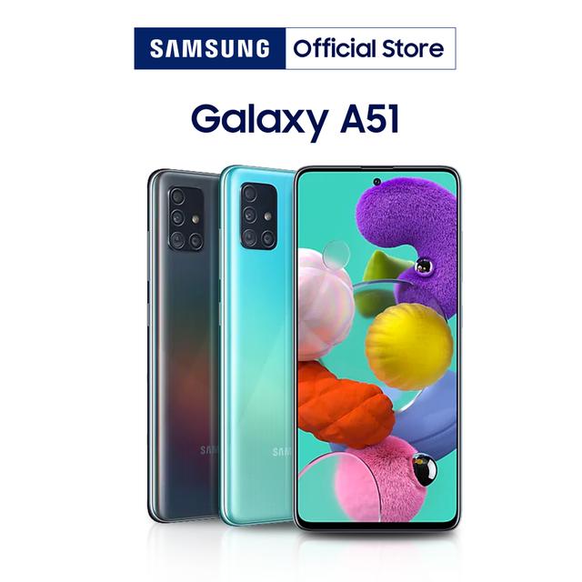 Điện thoại Samsung Galaxy A51 (128GB/6GB)- Hàng chính hãng