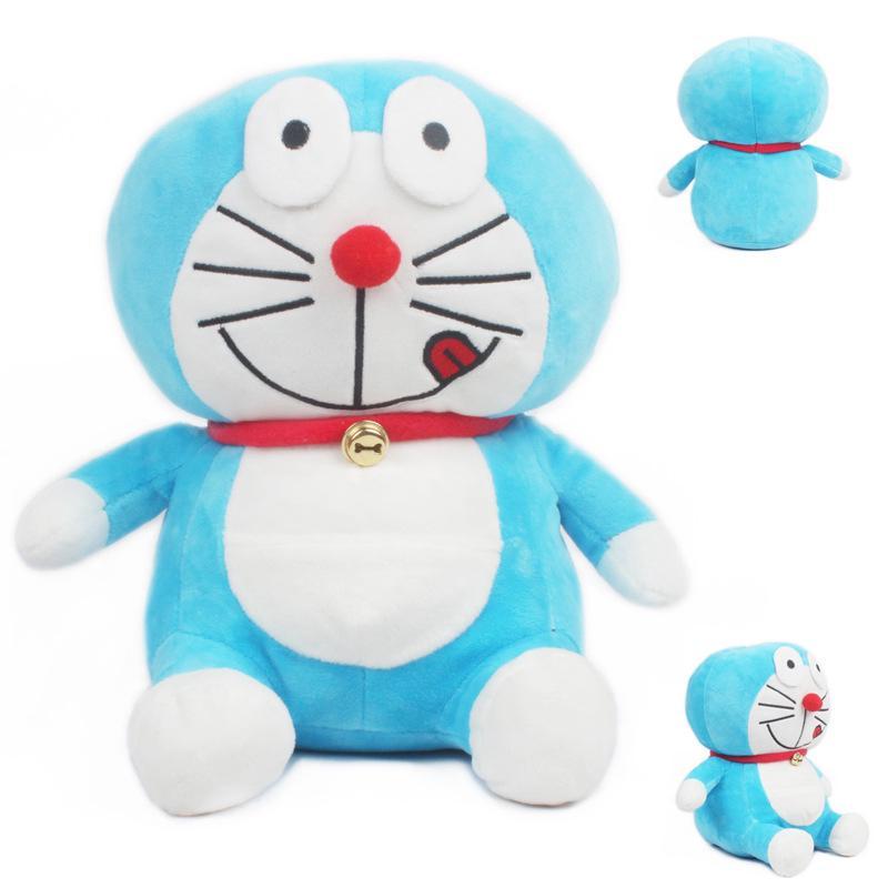 Thú Nhồi Bông Hình Doraemon Đáng Yêu 20cm