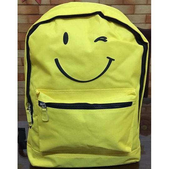Balo màu sắc hình mặt cười bán chạy nhất