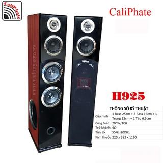 Loa cây karaoke CaliPhate H925 ( 1 đôi)