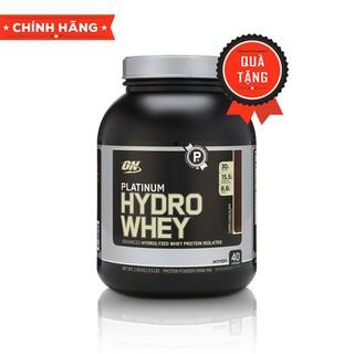 Platinum HydroWhey 3,5 lbs (1,59kg) Chocolate thumbnail