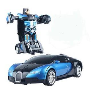Xe ô tô biến hình kèm cảm ứng