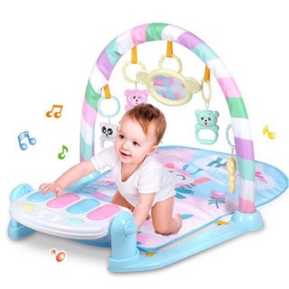 [Mã TOYSEP giảm 10% tối đa 15K đơn bất kỳ] Thảm nhạc cho bé vui chơi 0-24 tháng ( Kèm ảnh thật )