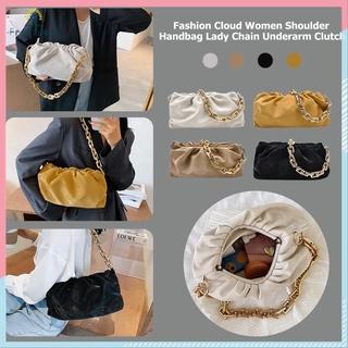 (Frendyest) túi đeo vai dành cho nữ Đeo Vai Hình Đám Mây Thời Trang Cho Nữ