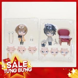 Mô hình nhân vật lawliet Anime Death Note dễ thương – Hàng nhập khẩu