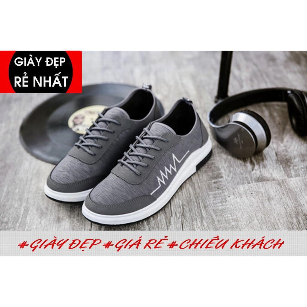 Giày Sneaker Nam Phong Cách  Thời Trang NTIM268