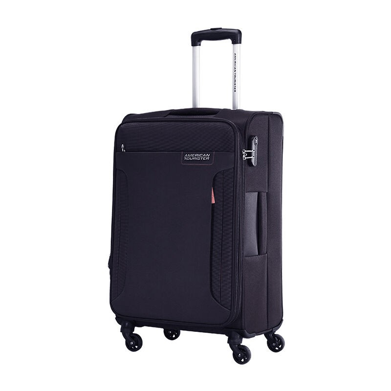 Vali American Tourister 32O*09103 AT TROY SPINNER 79 TSA - BLACK