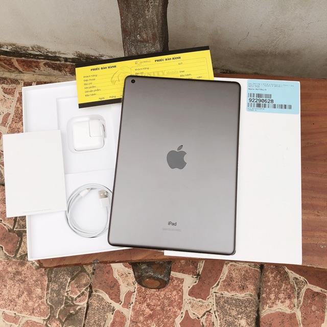 Máy tính bảng Ipad 10.2 2019 32GB Wifi Mới